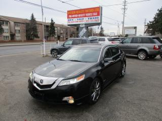 Used 2010 Acura TL w/A-Spec Pkg for sale in Toronto, ON
