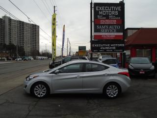 Used 2013 Hyundai Elantra GL/ MINT / LOW KM / CERTIFIED/ NO ACCIDENT / for sale in Scarborough, ON
