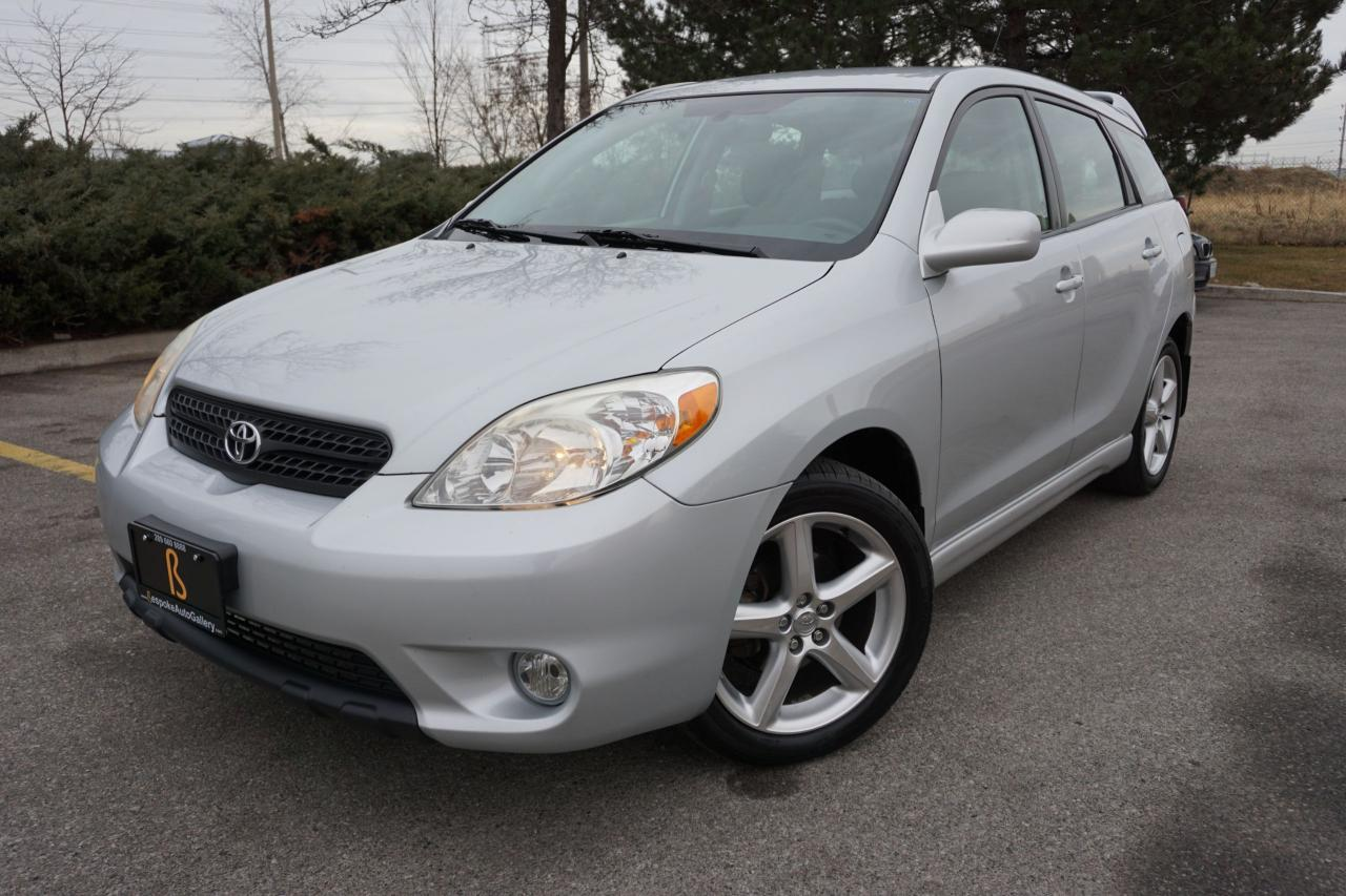 2005 Toyota Matrix TRD -