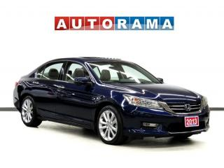 Used 2013 Honda Accord TOURING V6 NAVIGATION LEATHER SUNROOF BACK UP CAM for sale in Toronto, ON