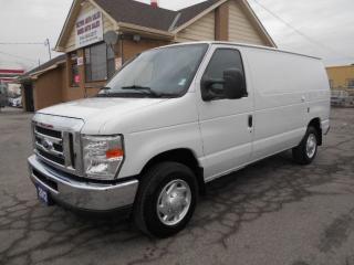 Used 2012 Ford E150 CARGO 4.6L V8 Loaded Divider Shelving Bins 129Km for sale in Etobicoke, ON