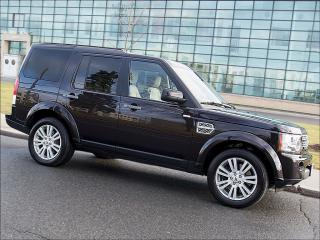 Used 2011 Land Rover LR4 HSE|LUX|NAVI|360 CAM|DUAL DVD|PANOROOF for sale in Toronto, ON