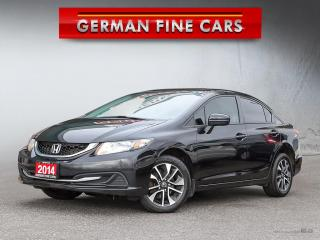 Used 2014 Honda Civic EX**NAVIGATION, BLUETOOTH ** for sale in Bolton, ON