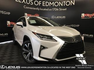 Used 2019 Lexus RX 350 DEMO UNIT - LUXURY PACKAGE for sale in Edmonton, AB