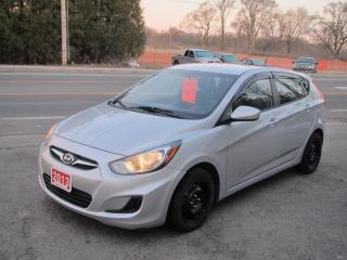 Used 2013 Hyundai Accent GS 5-Door for sale in Brockville, ON