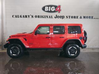 New 2019 Jeep Wrangler Unlimited Rubicon for sale in Calgary, AB