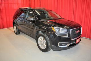 Used 2015 GMC Acadia SLE   AWD   8-Passenger for sale in Listowel, ON
