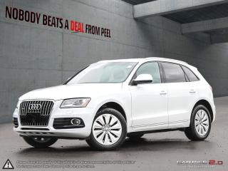 Used 2013 Audi Q5 Prestige Hybrid,Exquisitecondition,Noaccidents, EV for sale in Mississauga, ON