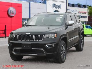 New 2019 Jeep Grand Cherokee Limited for sale in Mississauga, ON