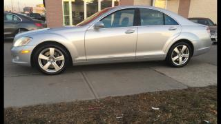 Used 2008 Mercedes-Benz S-Class CLEAN FULLY LOADED AIR SUSPENSION NAVI for sale in North York, ON