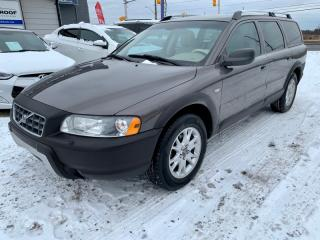 Used 2006 Volvo XC70 5dr Wgn 2.5L Turbo AWD for sale in Halton Hills, ON