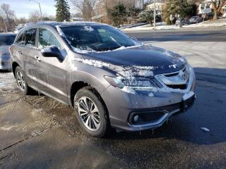 Used 2017 Acura RDX AWD 4dr Elite Pkg for sale in Toronto, ON