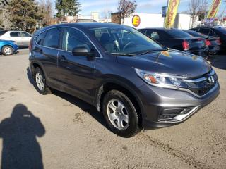 Used 2016 Honda CR-V AWD 5dr LX for sale in Toronto, ON
