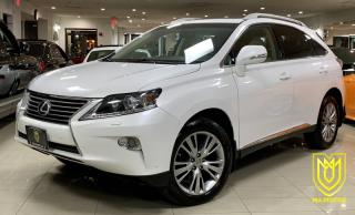 Used 2013 Lexus RX 350 Ultra Premium for sale in North York, ON
