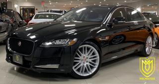 Used 2017 Jaguar XF 20d Prestige for sale in North York, ON