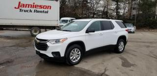 Used 2018 Chevrolet Traverse LS FL AWD for sale in Kitchener, ON