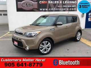 Used 2016 Kia Soul EX  HEATED SEATS  BLUETOOTH  PWR-GRP ALLOYS for sale in St. Catharines, ON