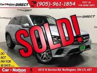 Used 2016 Mercedes-Benz GL-Class 300 4MATIC| NAVI| DUAL SUNROOF| for sale in Burlington, ON