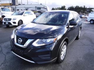 Used 2017 Nissan Rogue SV AWD for sale in Burnaby, BC