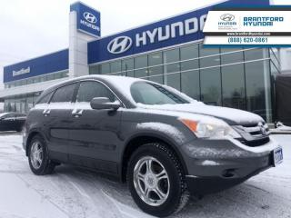 Used 2011 Honda CR-V EX-L  - Leather Seats -  Sunroof - $137.12 B/W for sale in Brantford, ON