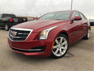 Used 2015 Cadillac ATS New Tires| Bose| 2.5L 4 Cylinder for sale in St Catharines, ON