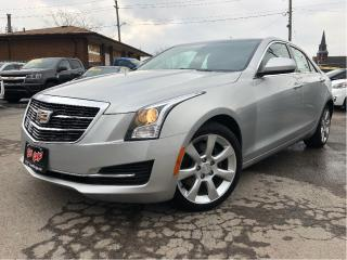 Used 2015 Cadillac ATS 2.0 Turbo | AWD | Sunroof | Low Kms for sale in St Catharines, ON