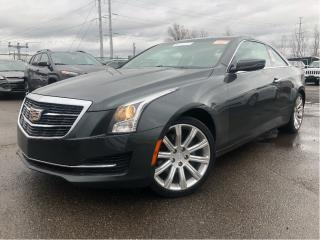Used 2015 Cadillac ATS AWD| 2.0L Turbo| Bose | Low KMs for sale in St Catharines, ON