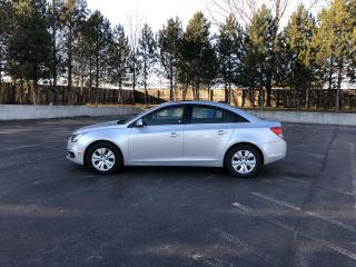 Used 2016 Chevrolet Cruze Limited FWD for sale in Cayuga, ON