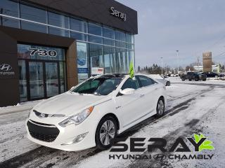 Used 2014 Hyundai Sonata T.ouvrant, Mags for sale in Chambly, QC