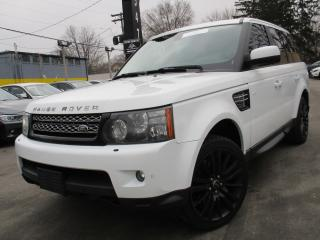 Used 2012 Land Rover Range Rover Sport HSE LUXURY ~ NAVIGATION ~ 145KMS ~ SUNROOF !!! for sale in Burlington, ON