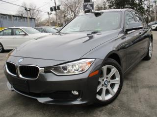 Used 2014 BMW 3 Series 320I XDRIVE~ONE OWNER~54KMS~AWD~AUTO !! for sale in Burlington, ON