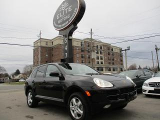 Used 2006 Porsche Cayenne S V8 NAVIGATION ~ SUNROOF ~ AWD ~ LOW KMS ~ 100KMS for sale in Burlington, ON
