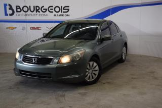 Used 2008 Honda Accord LX for sale in Rawdon, QC