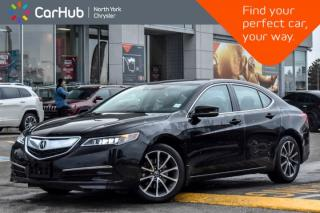 Used 2015 Acura TLX V6 Tech|FWD|Sunroof|Nav|Backup Cam|SiriusXM|Bluetooth for sale in Thornhill, ON