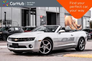 Used 2013 Chevrolet Camaro 2LT Backup Cam SiriusXM BOSTON Sound Sys. for sale in Thornhill, ON