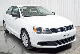 Used 2014 Volkswagen Jetta Trendline for sale in St-Constant, QC