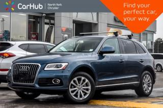 Used 2015 Audi Q5 2.0T Progressiv AWD|Pano_Sunroof|Nav|Backup Cam|Bluetooth|18