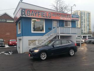 Used 2013 BMW X1 28i XDrive **Pano Roof/Heated Seats/Only 84k!** for sale in Barrie, ON