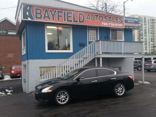 Used 2010 Nissan Maxima 3.5 SV **Leather/Pano Roof/Only 82k!! for sale in Barrie, ON