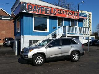 Used 2013 Kia Sorento LX V6 AWD **Keyless Start/Bluetooth** for sale in Barrie, ON