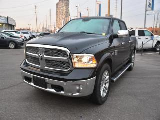 Used 2016 RAM 1500 Longhorn LEATHER/NAVI/AIR RIDE SUSPENSION/SUNROOF/ for sale in Concord, ON