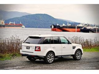 Used 2012 Land Rover Range Rover SPORT SUPERCHARGED for sale in Vancouver, BC