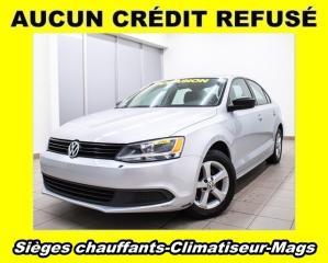 Used 2013 Volkswagen Jetta Trendline + A/c Mags for sale in Mirabel, QC