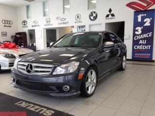 Used 2008 Mercedes-Benz C 300 TOIT OUVRANT / AWD / SIEGES CHAUFFANTS / for sale in Sherbrooke, QC