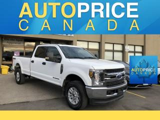 Used 2018 Ford F-350 XLT DIESEL|RUNNING BOARDS for sale in Mississauga, ON