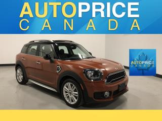 Used 2018 MINI Cooper Countryman Cooper S PANOROOF|LEATHER for sale in Mississauga, ON