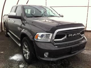 Used 2017 RAM 1500 Longhorn LIMITED, NAVIGATION, SUNROOF, TRAILER BRAKE CONTROL, FRONT AND REAR PARK SENSE for sale in Ottawa, ON