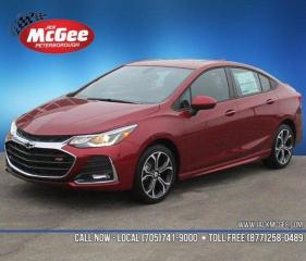 New 2019 Chevrolet Cruze LT for sale in Peterborough, ON