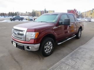 Used 2014 Ford F-150 XLT for sale in Okotoks, AB