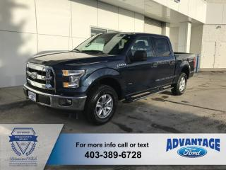 Used 2017 Ford F-150 XLT One Owner - Pro Trailer Backup Assist for sale in Calgary, AB